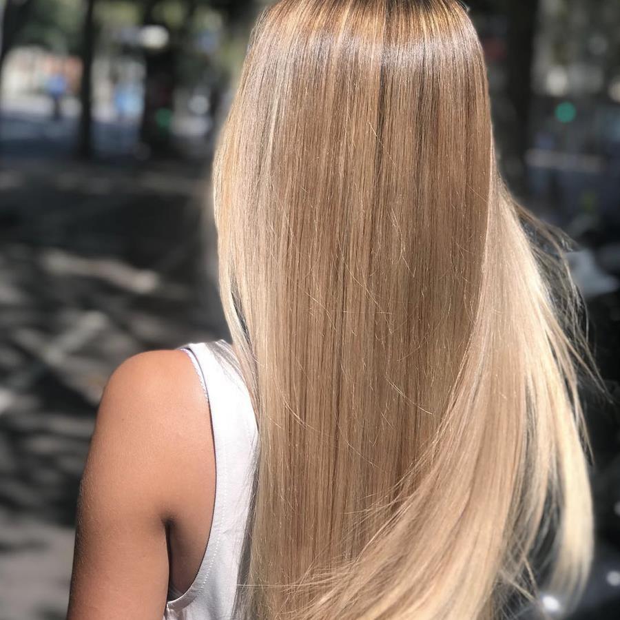 Keratina natural para el cabello