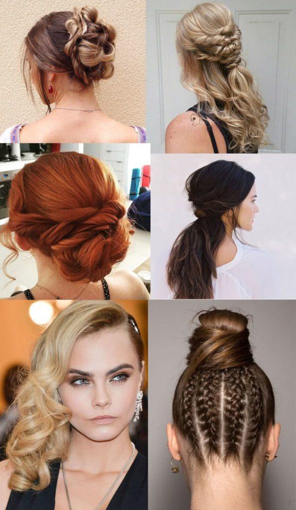 Sorprendentemente fácil peinados para niñas para boda Fotos de cortes de pelo Consejos - Peinados para bodas pelo largo rizado | Uñas Acrilicas
