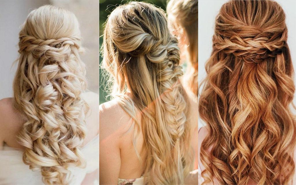 Más cautivador peinados para niñas para boda Galería De Consejos De Color De Pelo - Peinados para bodas pelo liso | Botox