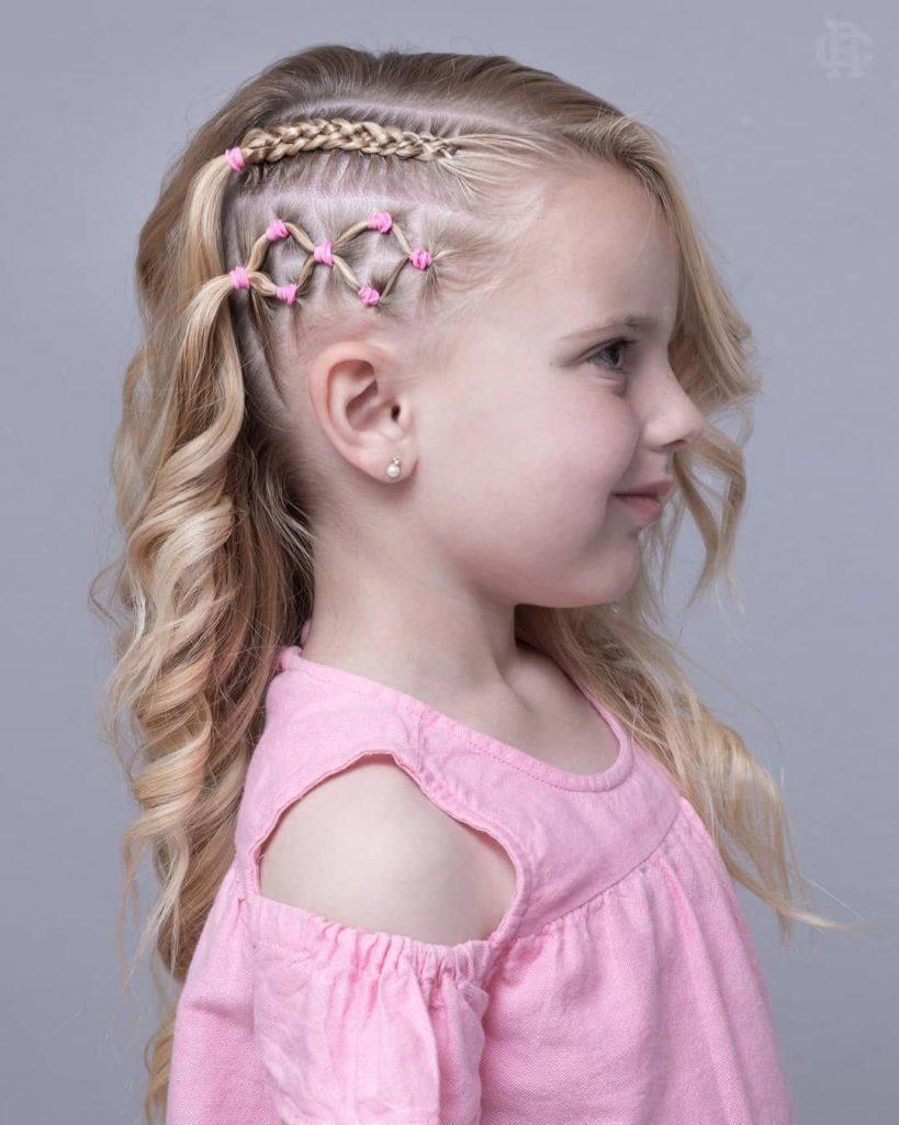 Peinados de niñas fáciles