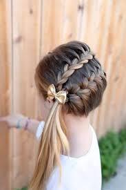 Peinados para graduacion niñas