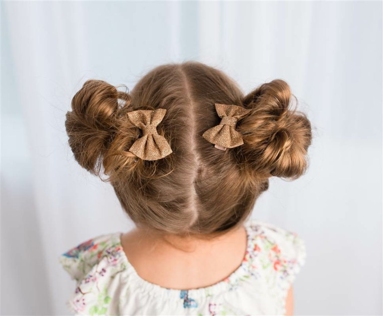 Peinados para una niña  paso a paso
