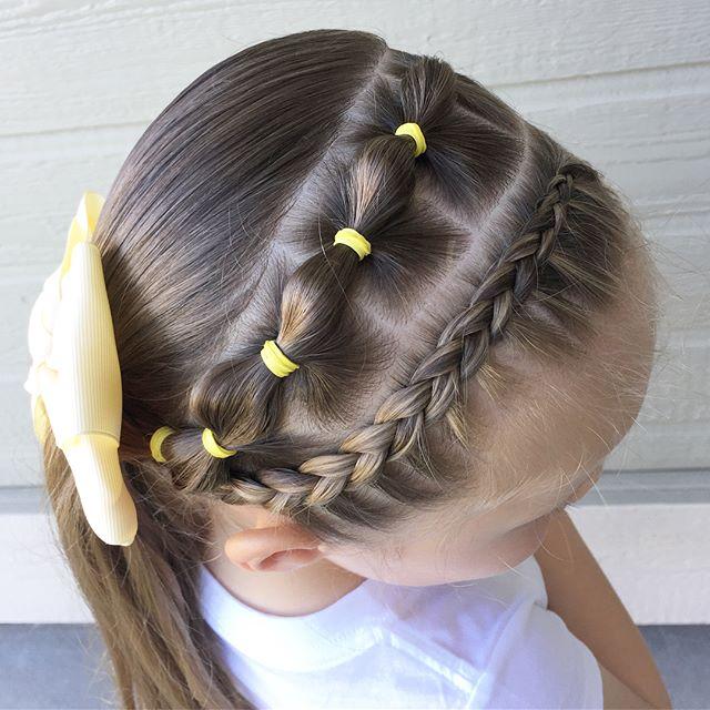 Peinados para niñas faciles y bonitos sin ligas