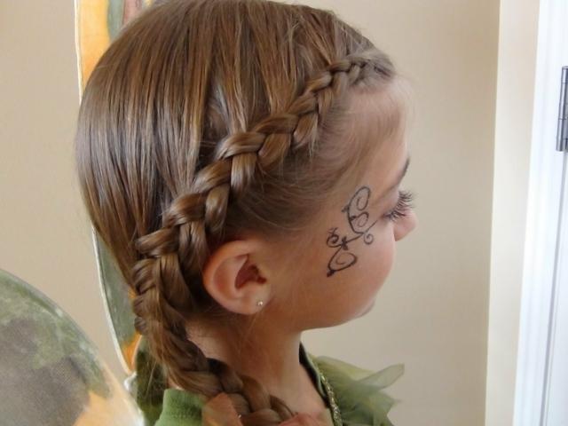 Peinados para niñas paso a paso faciles