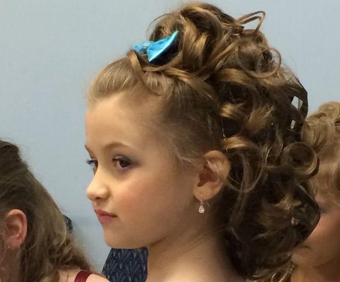 Peinados de niñas para bodas
