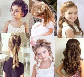 Peinados para niñas paso a paso cabello corto