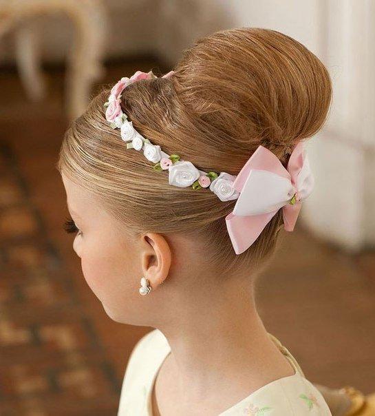 Peinados de niñas para bautizo paso a paso