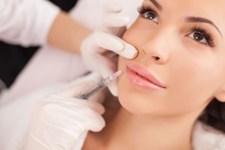 Botox labios