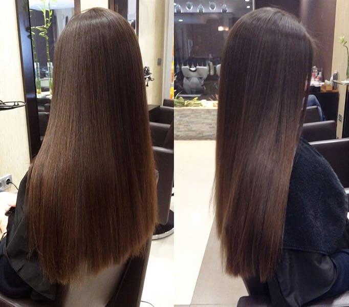 Keratina casera para cabello afro