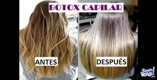 otox para el pelo beneficios