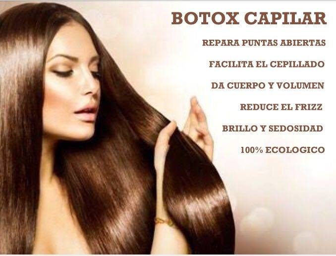 Botox para el pelo como se aplica