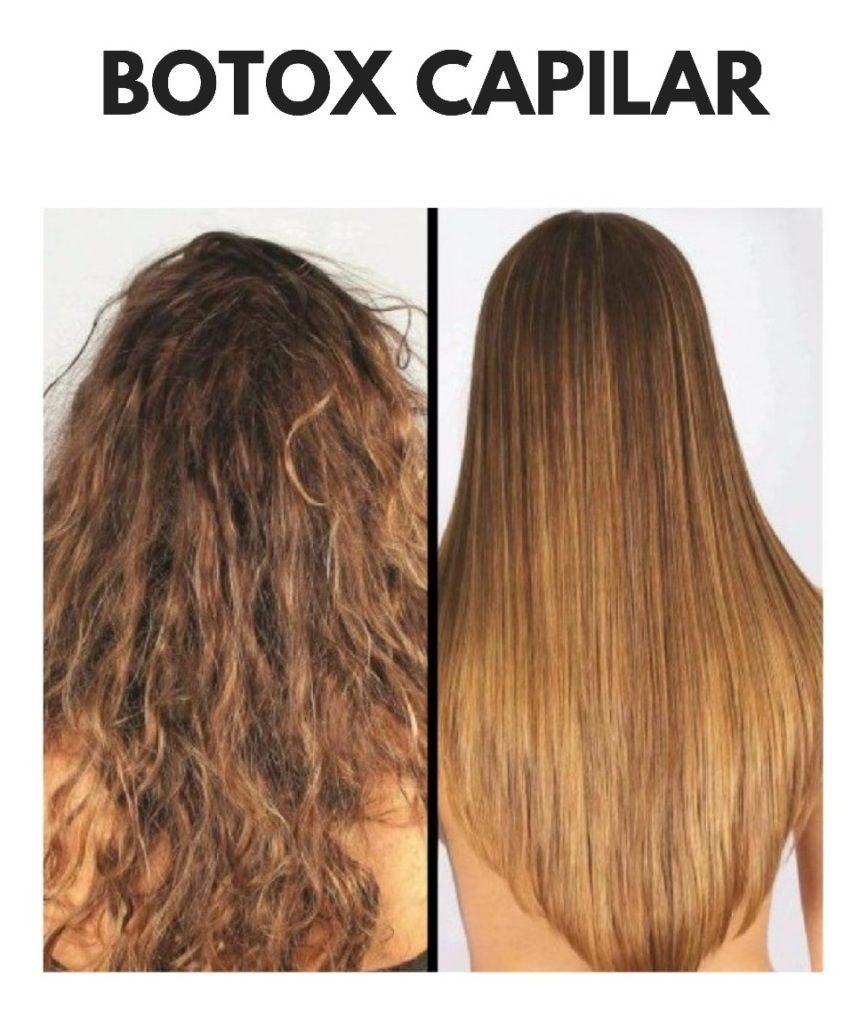 Botox capilar richee