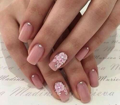 Artificial  nails design
