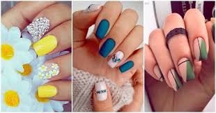 Acrylic nails shapes