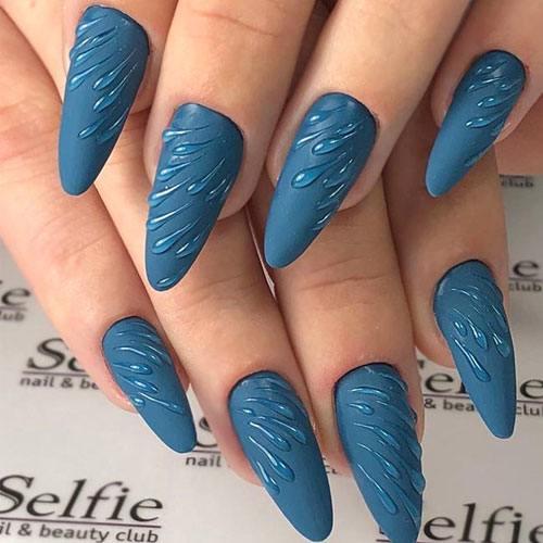 Apply Fake nails at home