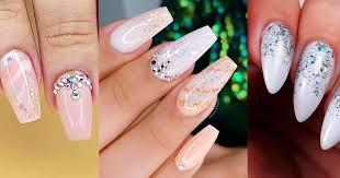 Uñas acrilicas naturales para manos