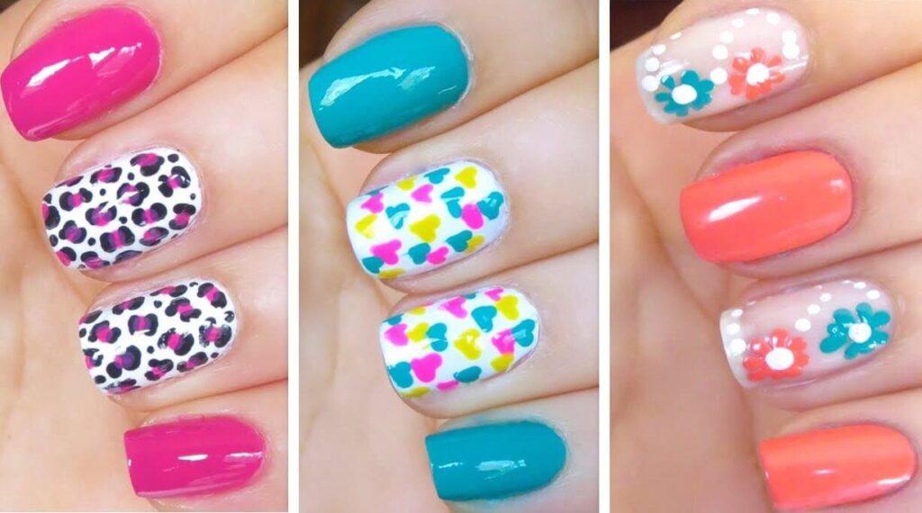 Fake nails for kid