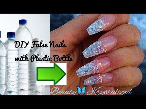 How to make fake nails at home
