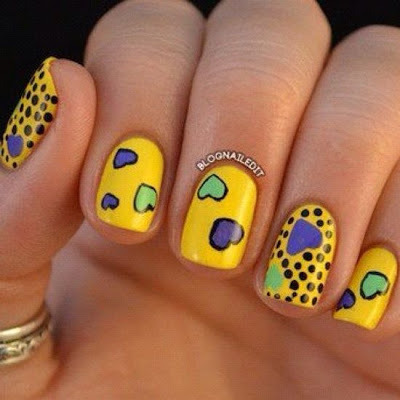 Imagenes de uñas acrílicas sencillas