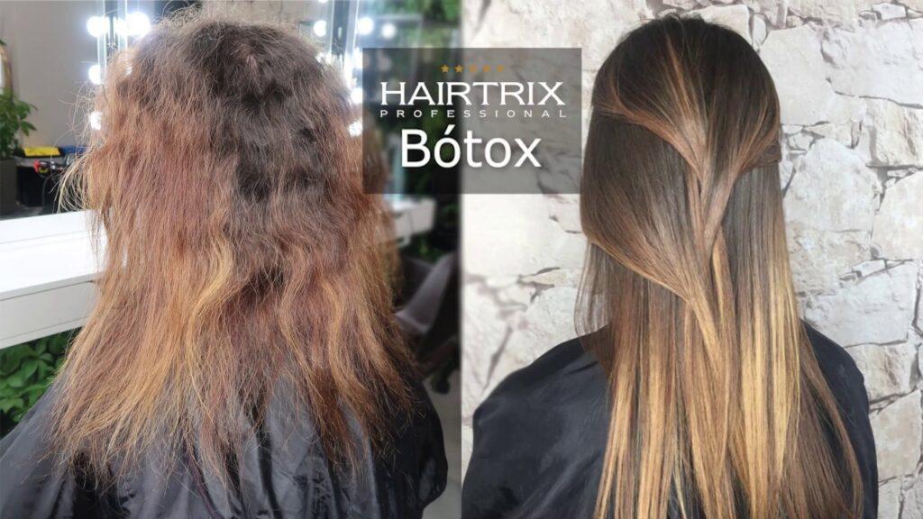 Se puede aplicar botox después del tinte