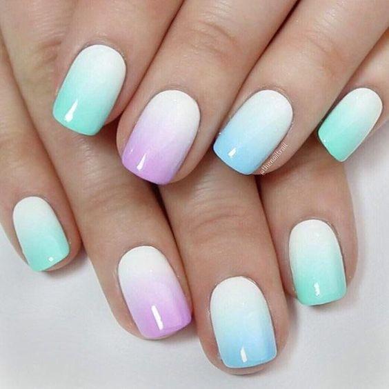 diseños de uñas 200 gelish