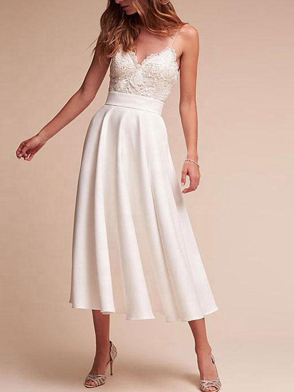 Wedding dresses  with pockets