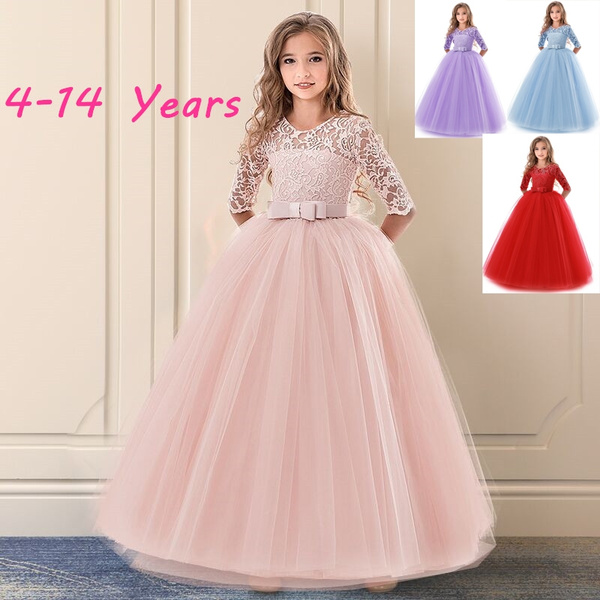 Wedding dresses kids/girls