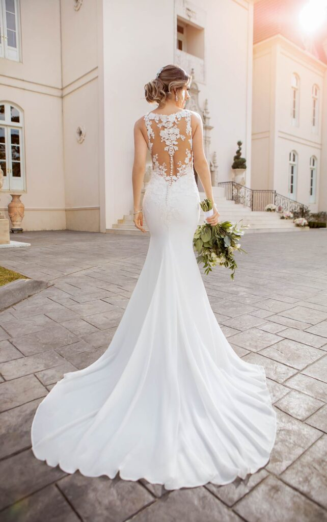 Wedding dresses beach wedding