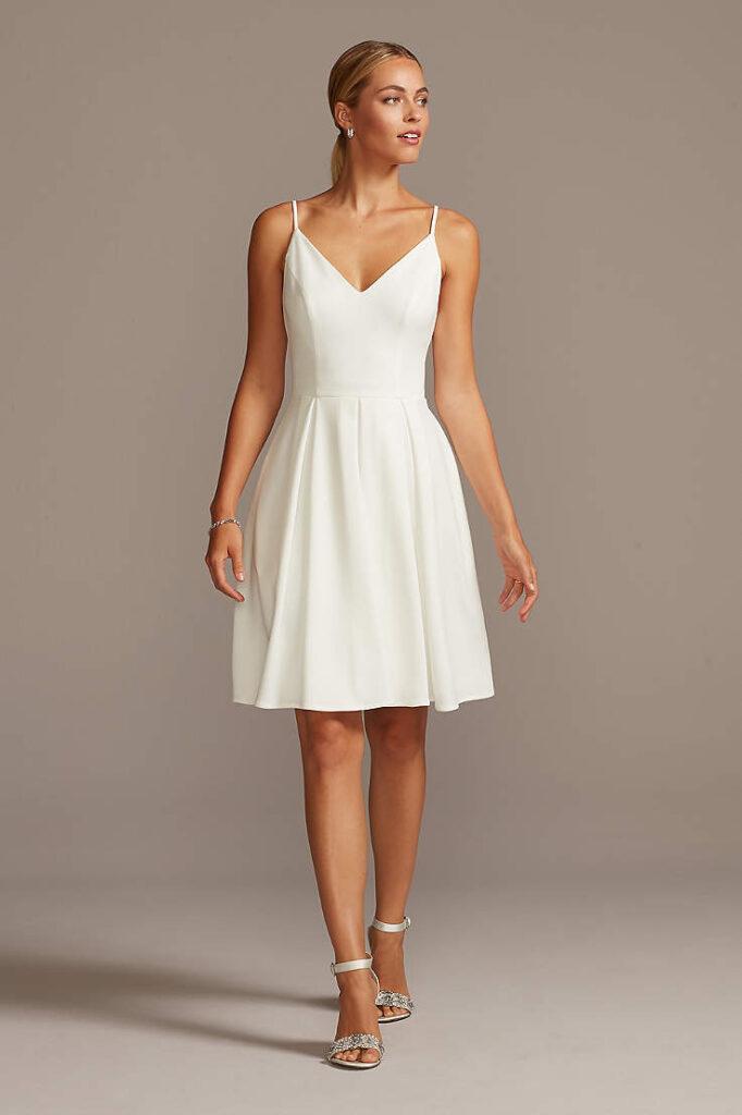 Wedding dresses  short uk