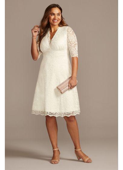 Wedding dresses  short bride
