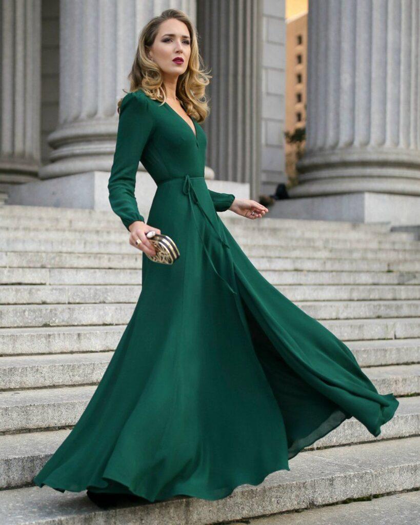 Vestidos elegantes para la mama de la quinceañera